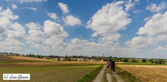 Village In Bavaria