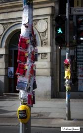Street Lights In Berlin