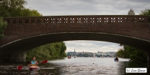 Scenery In Hamburg