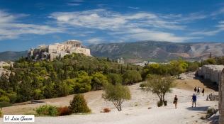 Walking Around Athens