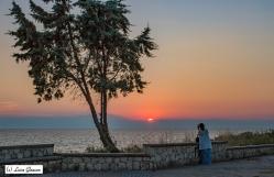 Capturing The Sunset