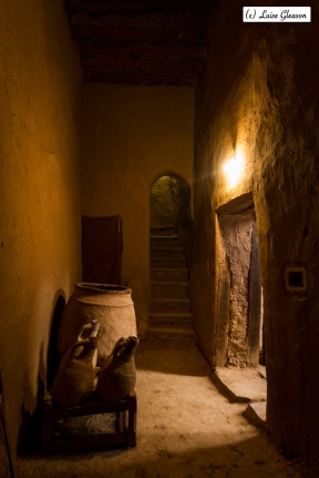Inside An Old Kasbah