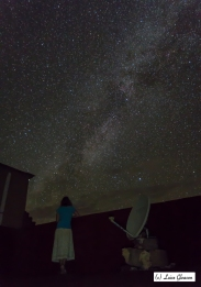 Observing The Milky Way