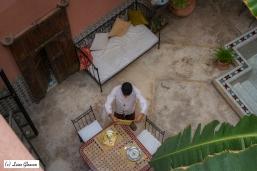 Setting The Dinner Table